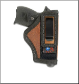 Tuck-able Holster - Leather ACE CASE